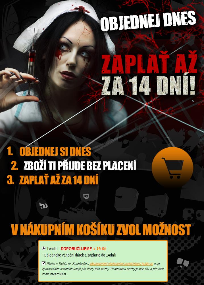 Vánoční objednávky s Twisto.cz