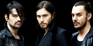 30 SECONDS TO MARS 2014