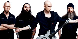 DEVIN TOWNSEND PROJECT 2015