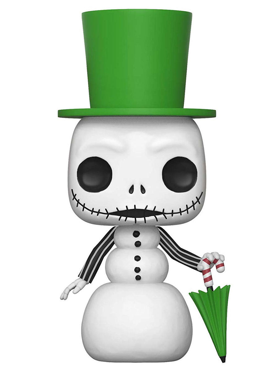 figurka Nightmare before Christmas - POP! - Snowman Jack - FK32836
