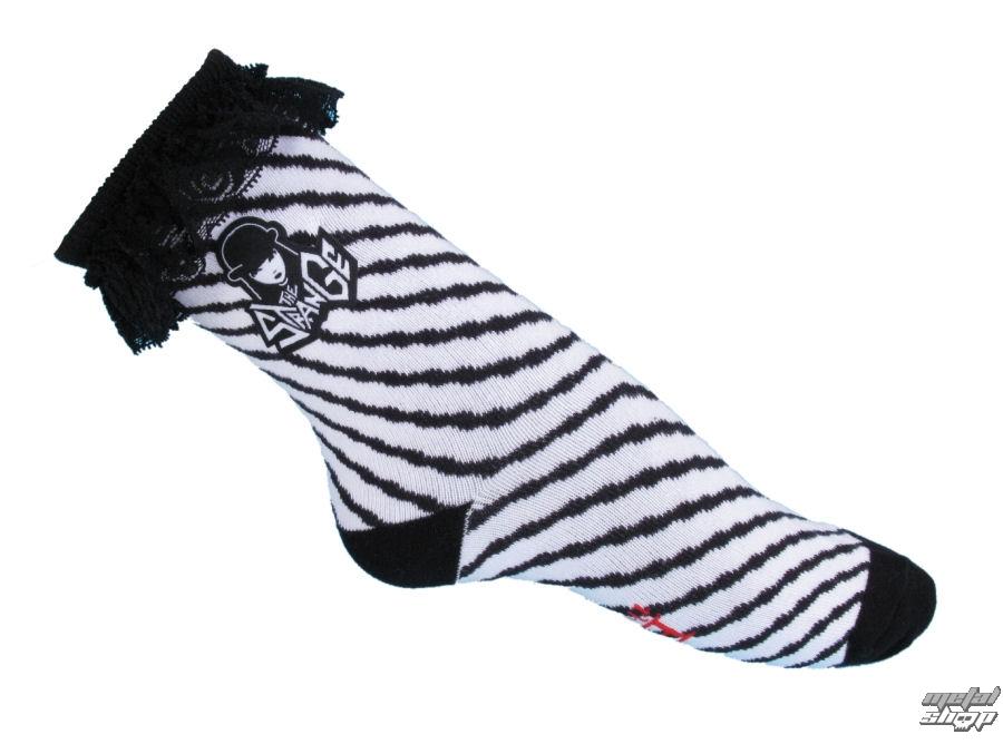 ponožky EMILY THE STRANGE - Emily (E2091601) The Strange Ankle Socks