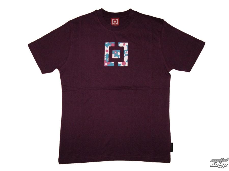 tričko dětské HORSEFEATHERS - Clou - purple
