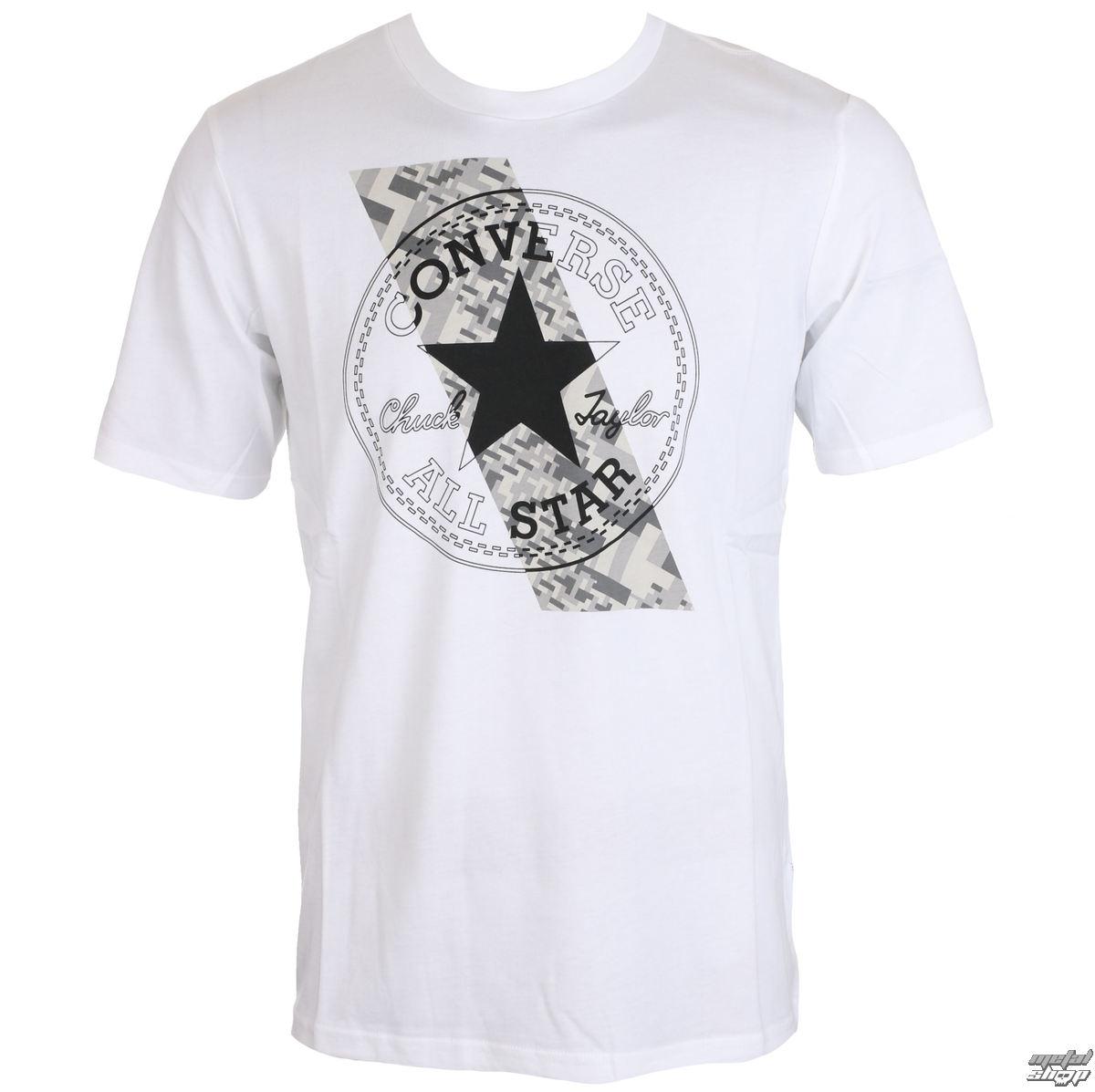 f54a2ba0f9375 tričko pánské CONVERSE - Chuckptch Contrast Slash - 10004727-A04 ...