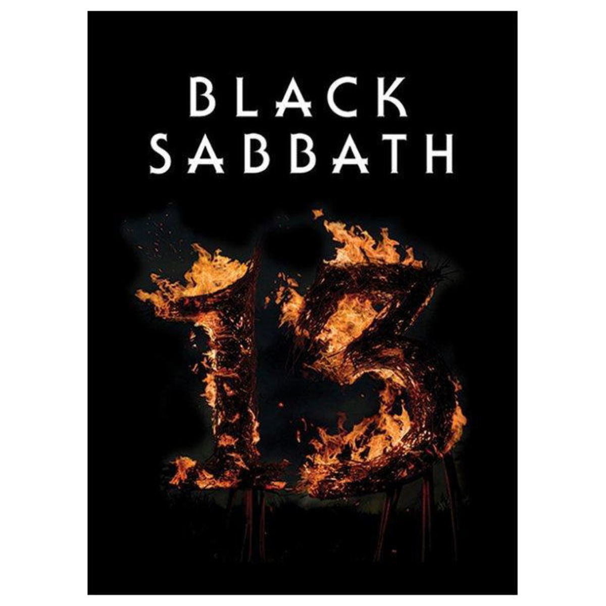 obraz PYRAMID POSTERS Black Sabbath 13