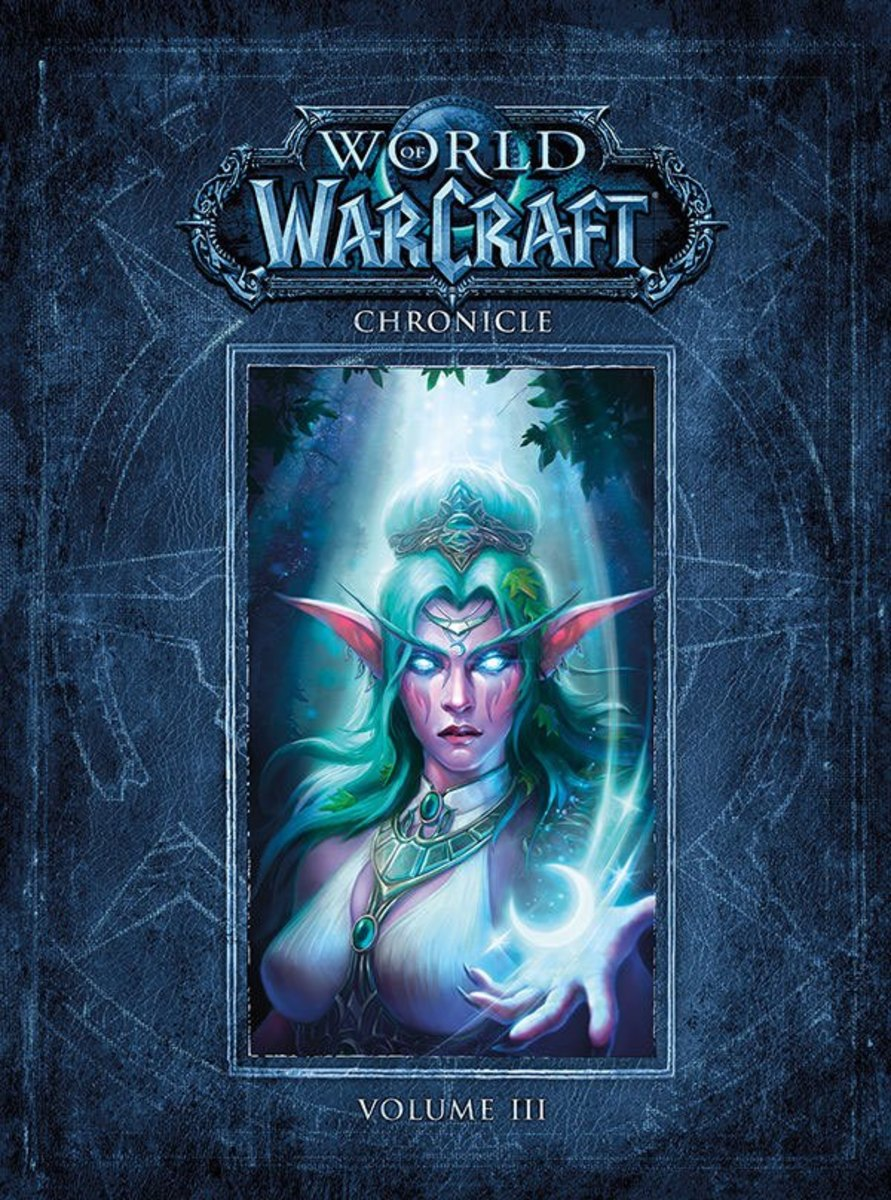 kniha NNM World Of Warcraft Chronicle Volume 3