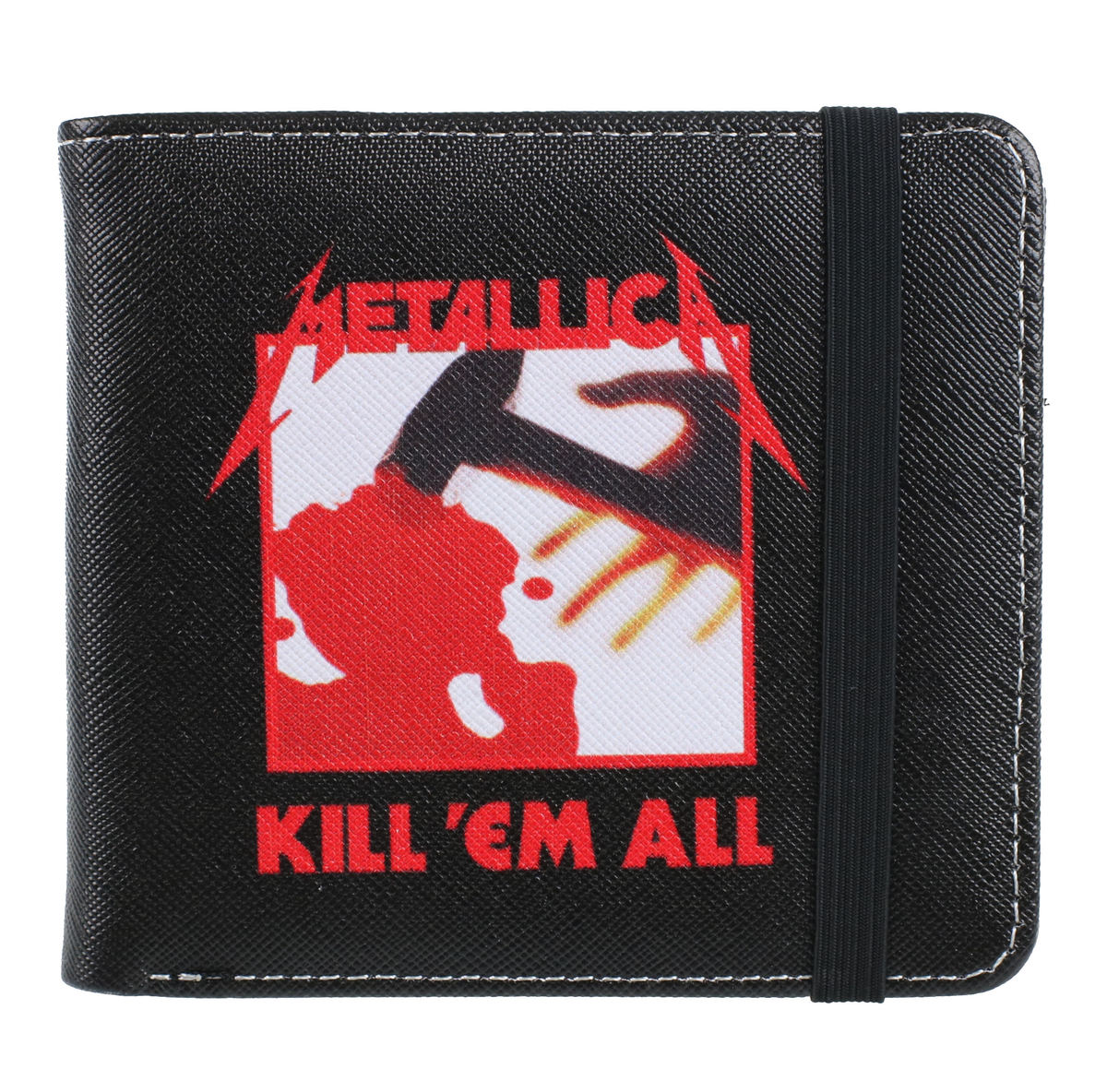 peněženka Metallica - Seek And Destroy - RSMEWA02