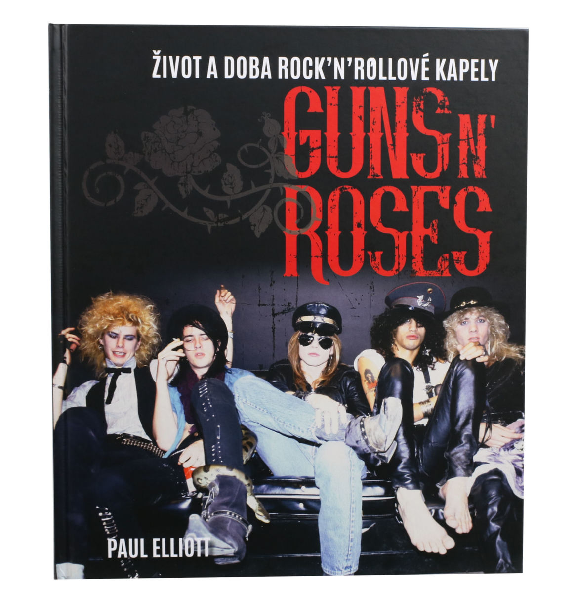 kniha NNM Guns N Roses Elliott Paul