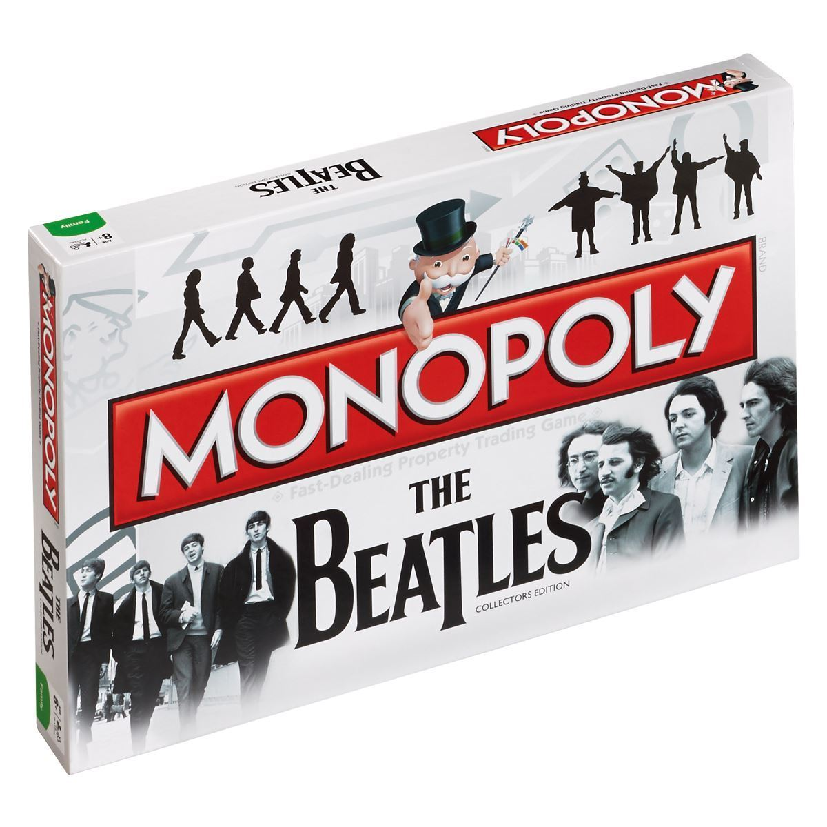 hra Beatles - Monopoly - WM-MONO-BEATLES