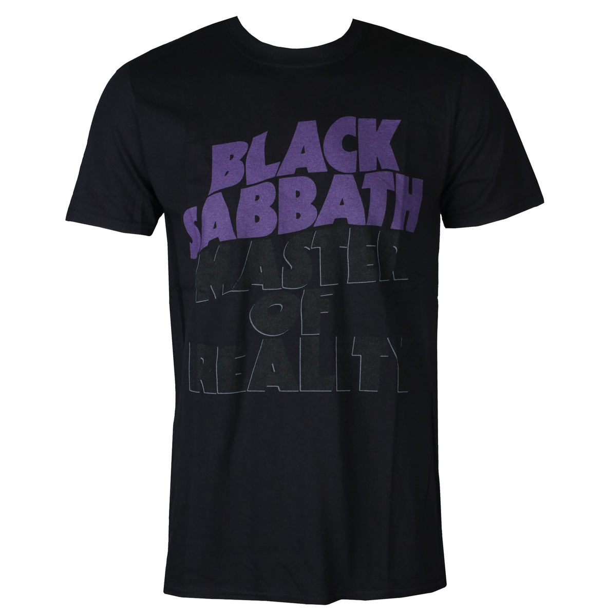 ROCK OFF Black Sabbath Masters Of Reality Album černá