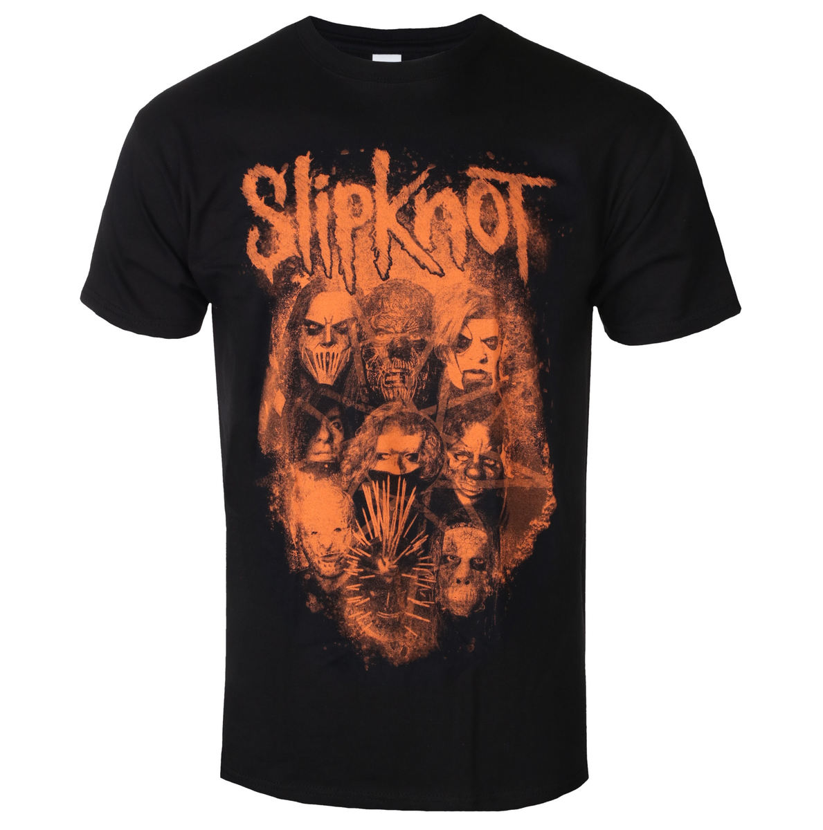 ROCK OFF Slipknot WANYK Orange černá