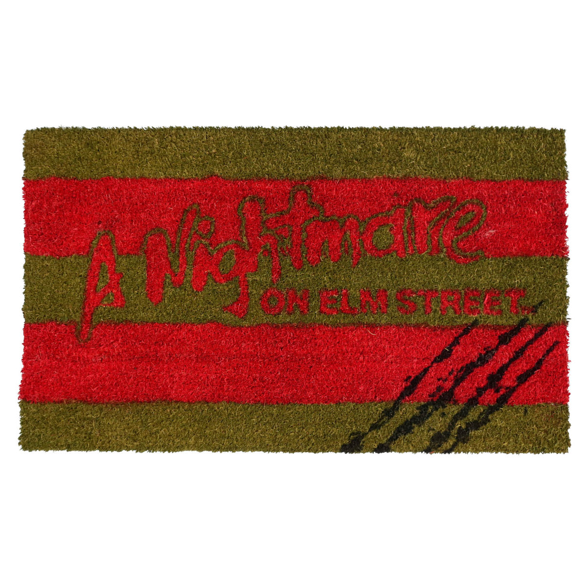 NNM A Nightmare on Elm Street Doormat Scratches