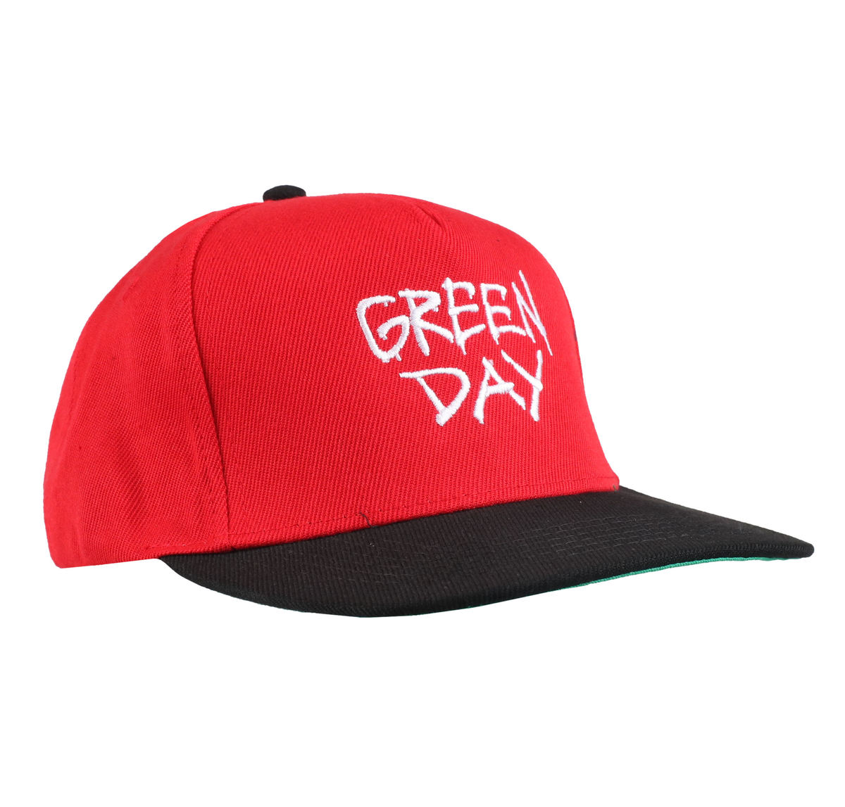 kšiltovka GREEN DAY - RADIO HAT - PLASTIC HEAD - PHCAP194