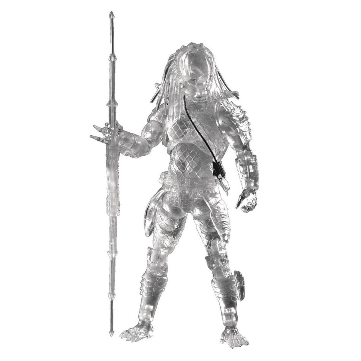 figurka filmová NNM Predator Invisible City Hunter Previews Exclusive