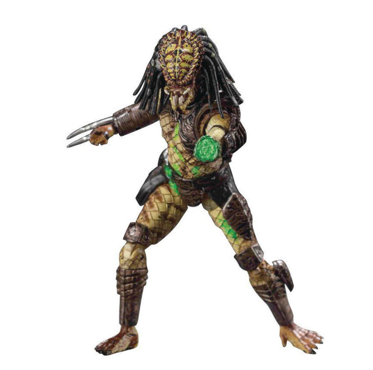figurka filmová NNM Predator Damaged City Hunter Previews Exclusive