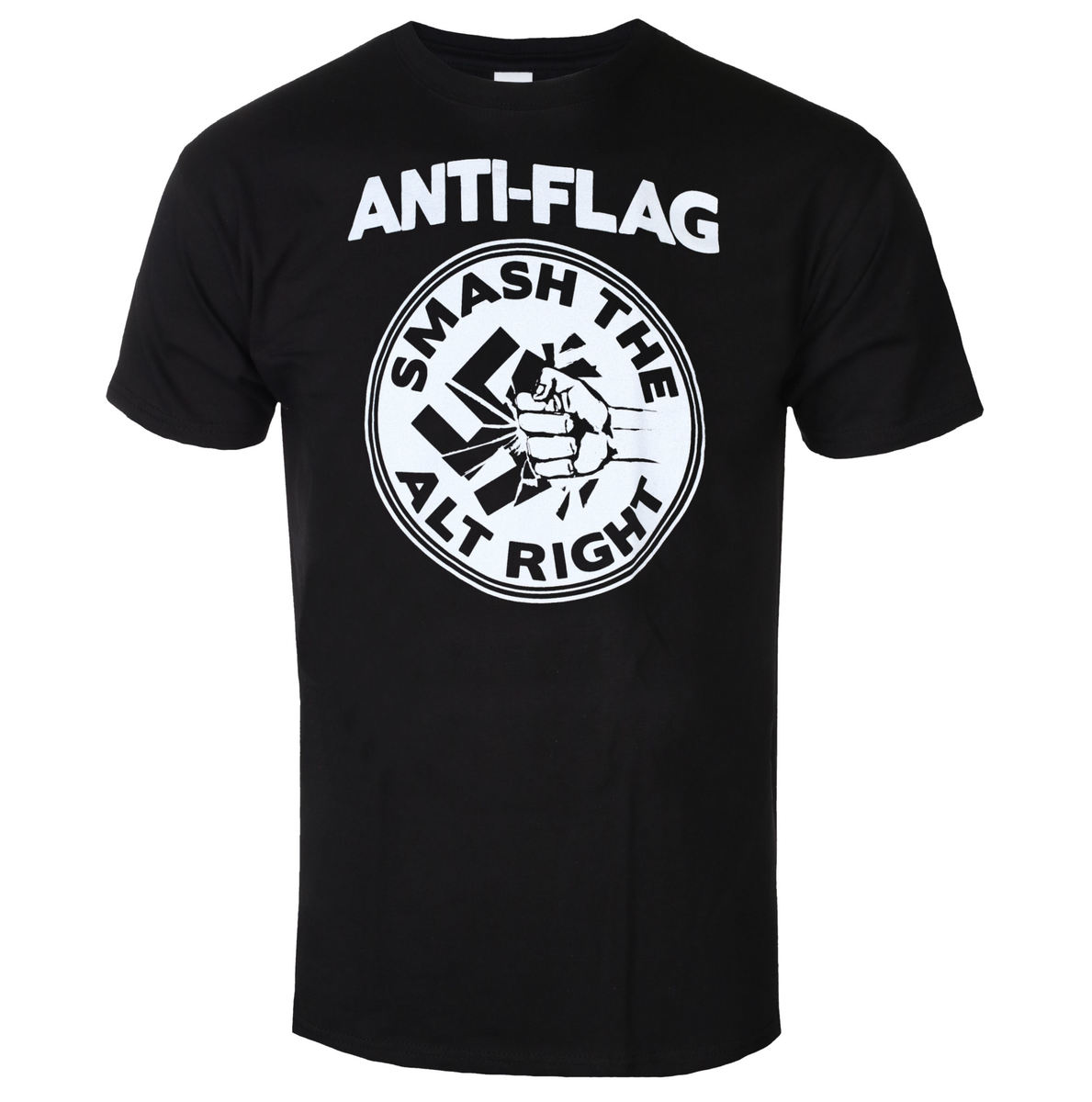 tričko metal KINGS ROAD Anti-Flag Smash The Alt Right černá S