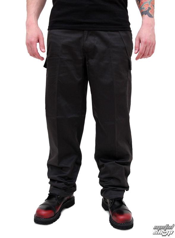 kalhoty pánské SURPLUS - RANGER TROUSER - Black - 05-3581-03