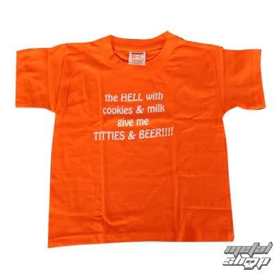 tričko dětské 16002-006