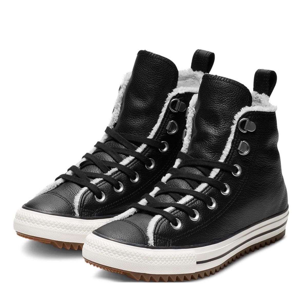 boty pánské zimní CONVERSE - Chuck Taylor AS Hiker Boot - black egret gum 304e8a165ad