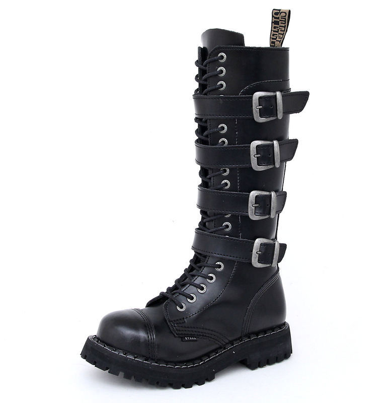 boty STEEL - 20 dírkové 139/140 4P