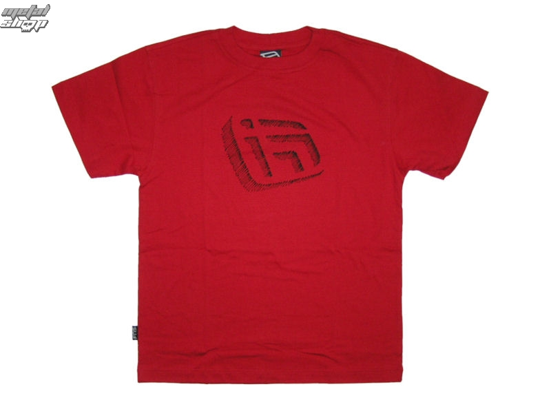 tričko dětské FUNSTORM - Logo - 24 - Červené