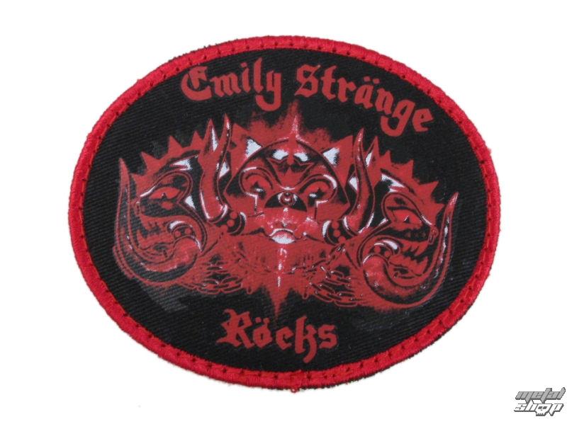 nášivka EMILY THE STRANGE - Emily (E4082308) Kittyhead