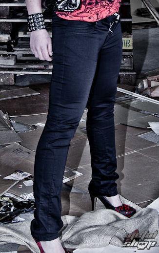 kalhoty dámské EMILY THE STRANGE - Emily (E3080903) Emily Rocks