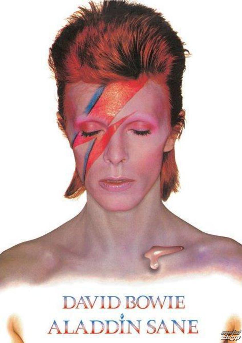 plakát - David Bowie (Aladdin Sane) - PP31521 - Pyramid Posters