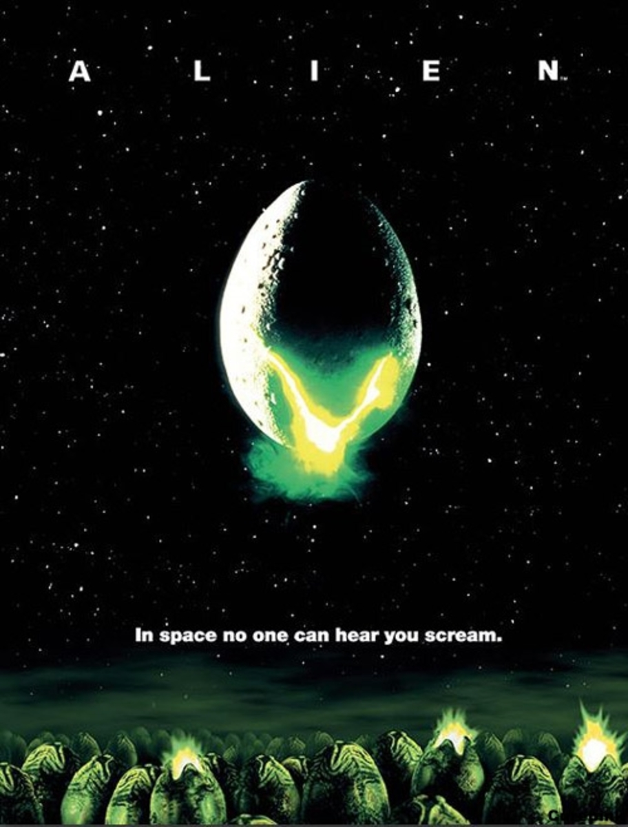 obraz Alien - One-sheet - PYRAMID POSTERS - WDC90908