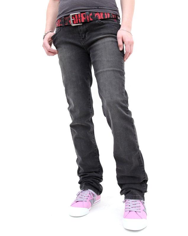 kalhoty dámské (jeansy) DC - Westwood Str Denim - FBKD