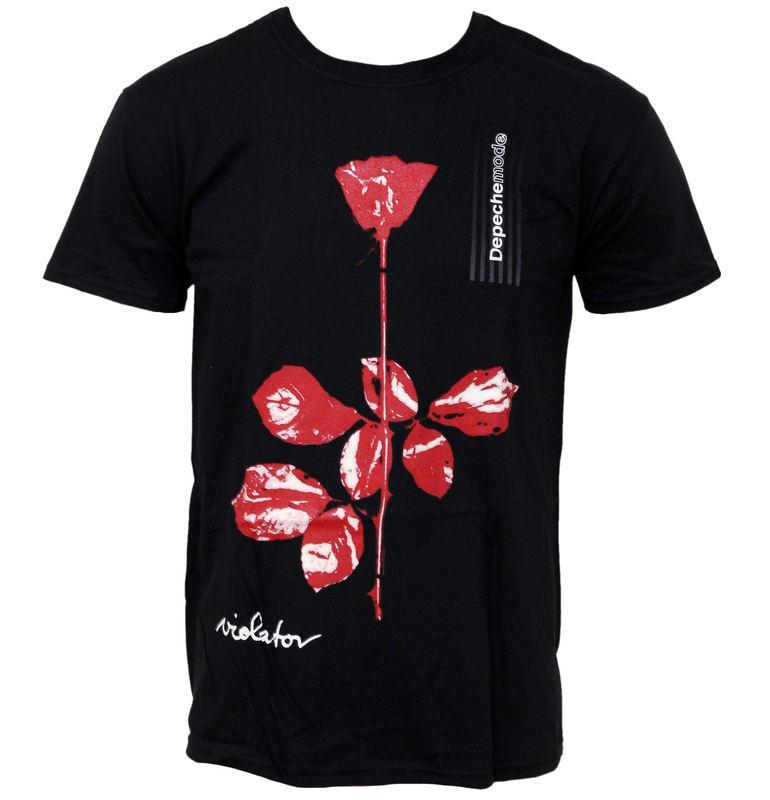 tričko pánské Depeche Mode - LIVE NATION - RTDM05010