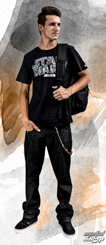 kalhoty pánské (jeansy) FUNSTORM - Going slim