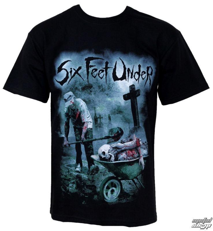 tričko pánské Six Feet Under - Dead Meat - ST1116 - RAZAMATAZ