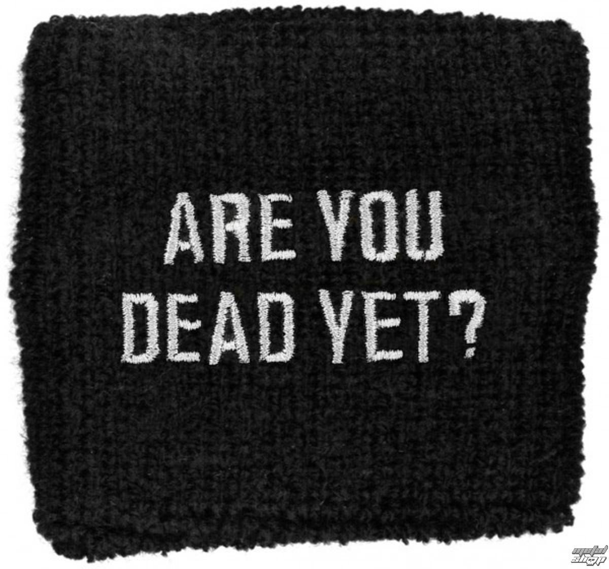 potítko Children of Bodom - Are You Dead Yet - WB077 - RAZAMATAZ