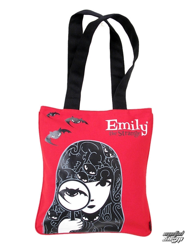 taška , kabelka EMILY THE STRANGE - Emily (E4081408) Cat Bag handbag