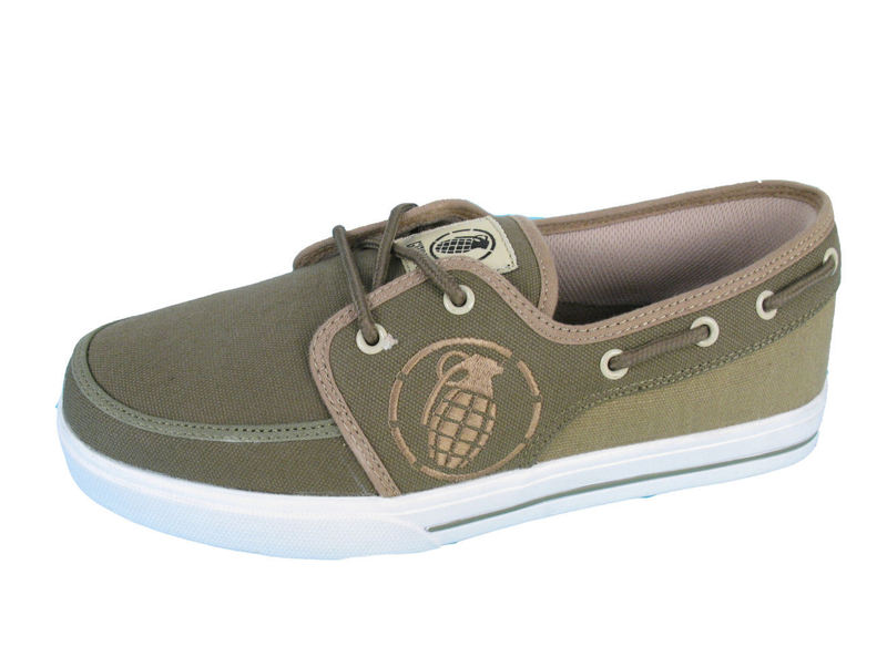 boty GRENADE - Boat shoes
