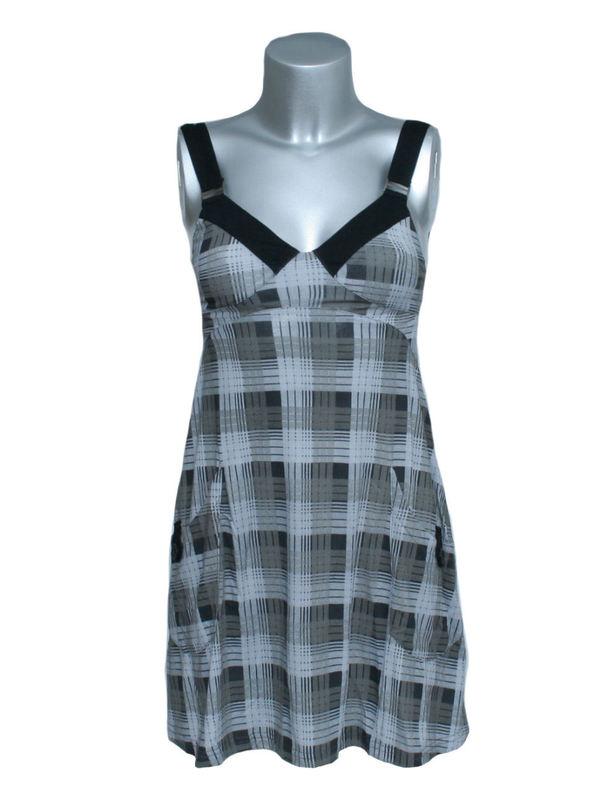 šaty dámské EMILY THE STRANGE - Emily (E1100704) Zonster Plaid