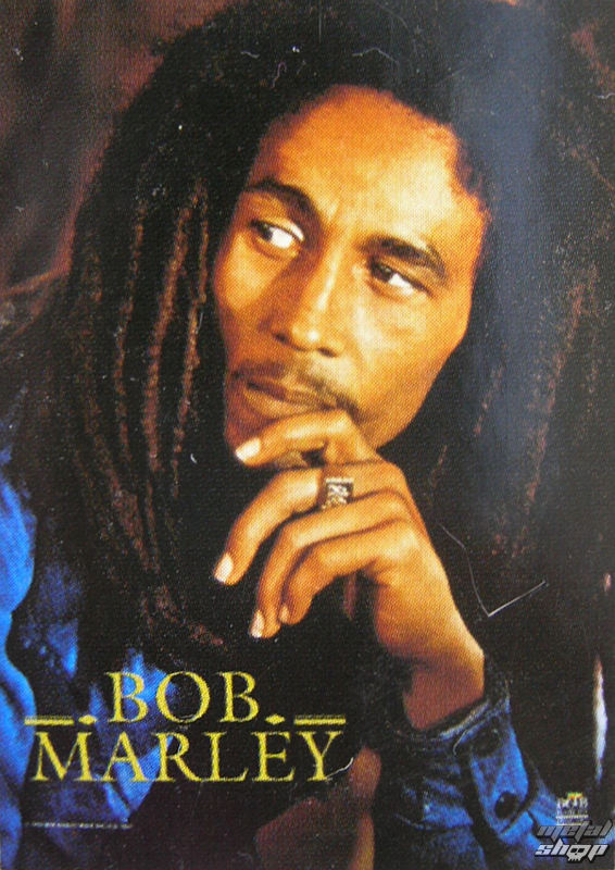 HEART ROCK Bob Marley Legend