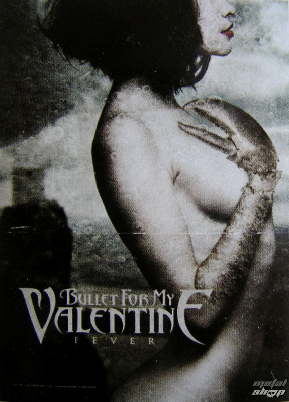 vlajka Bullet For My Valentine - Fever - HFL1028