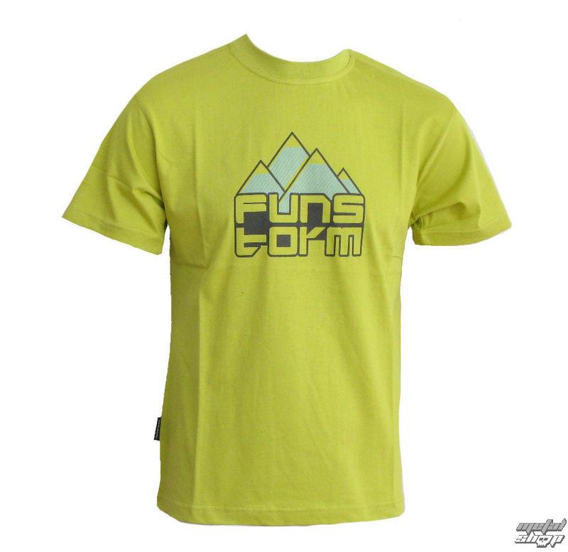 tričko dětské FUNSTORM - Peaks - 06 APPLE