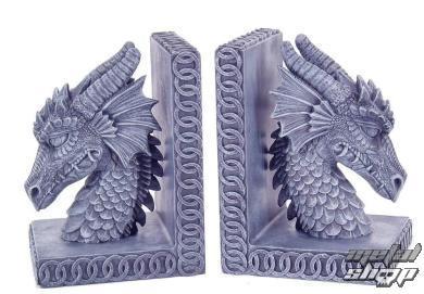zarážka na knihy Dragon Head Bookends - 766-2491