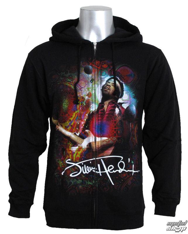 mikina pánská Jimi Hendrix - Angel - LIQUID BLUE - 32920