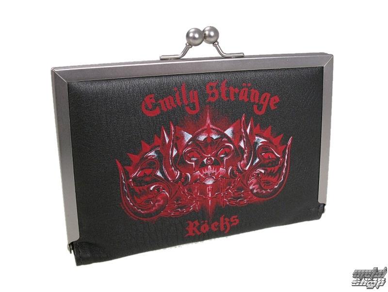 peněženka EMILY THE STRANGE - Emily (E4081502) Kitty Head