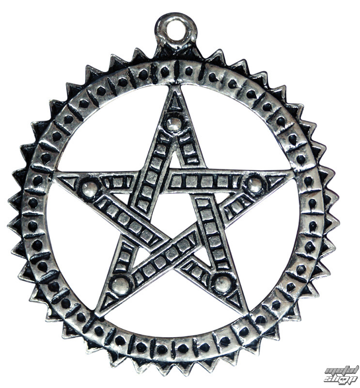přívěšek Pagani Pentagram - EASTGATE RESOURCE - SC15 AG925