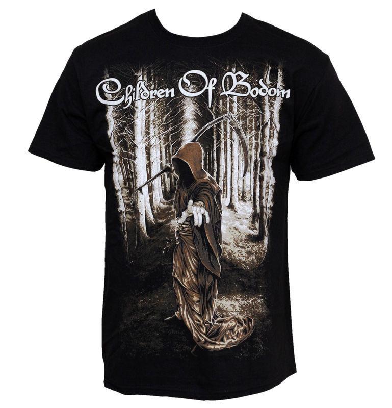 tričko pánské Children of Bodom - Death Wants You - BRAVADO - COB1009