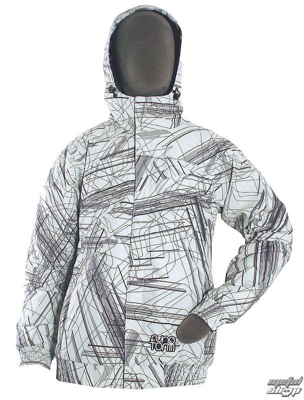 bunda dámská zimní FUNSTORM - Englis 3 - 16 L ASH