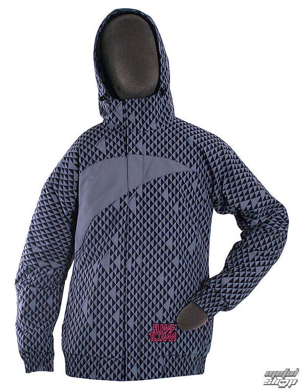 bunda dámská zimní FUNSTORM - Englis 3 - 43 D GREY T