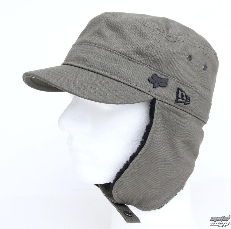 kulich s kšiltem FOX - Covenant Military Hat - CHARCOAL