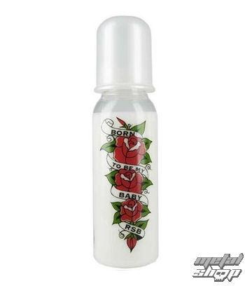 dětská láhev (250 ml) ROCK STAR BABY - Rose - 97030