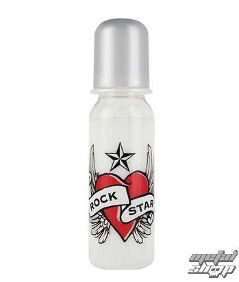 dětská láhev (250 ml) ROCK STAR BABY - Heart@Wings - 97060