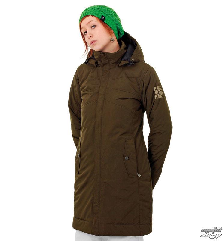 bunda -kabátek- dámská zimní FUNSTORM - Tracy - 04 BROWN